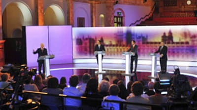 Economy dominates final UK debate