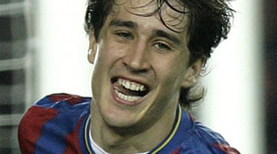 Bojan at the double for Barca