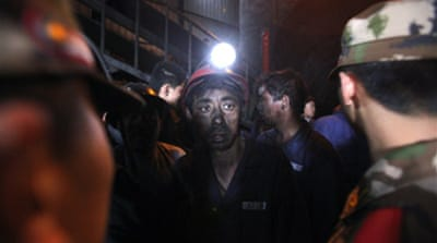 Many killed in China mine fire