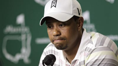 Woods thanks fans as Masters looms