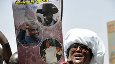 Sudan urged to end political curbs