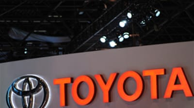 Toyota recalls cars from S Korea