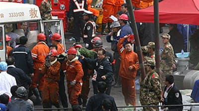Bodies recovered from China mine