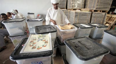 Sudanese differ over elections