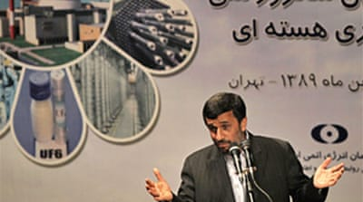 Iran unveils improved centrifuges