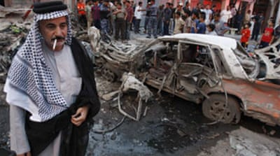 Deaths in Baghdad car bomb