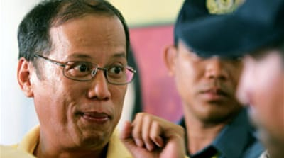 Aquino set for Philippines victory