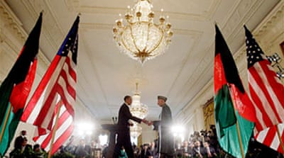 Report: Karzai aide paid by CIA