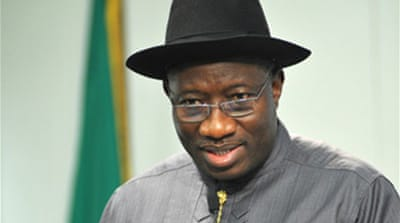 Jonathan 'can run' in Nigeria poll