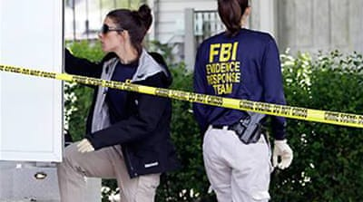 Raids in US over NY bomb plot