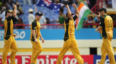 Hussey takes Australia to T20 final