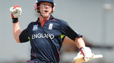 England beat Aus in World T20 final