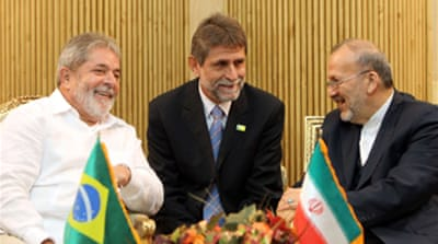 Iran, Turkey and Brazil declaration
