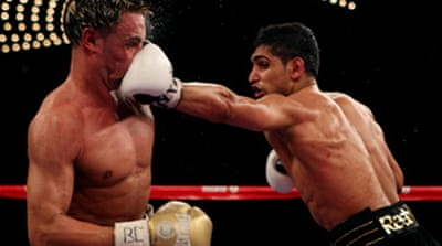 Khan aims to dominate division