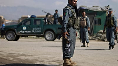 Taliban attacks Afghan air base