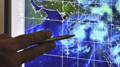 India braces for Cyclone Laila