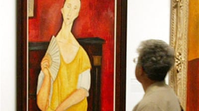 Major artworks stolen in Paris