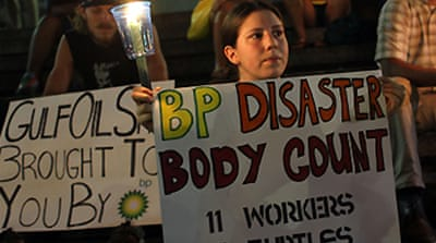 US accuses BP of oil spill cover-up