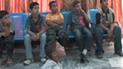Iraqi orphans face uncertain future