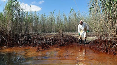Obama blames BP and orders probe