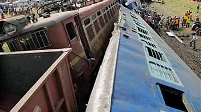 'Sabotage' behind India train crash