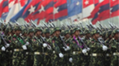 Myanmar's military ambitions