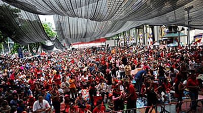 Red shirts remain despite deal
