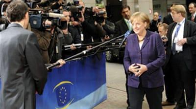 Europe leaders hold Greece talks