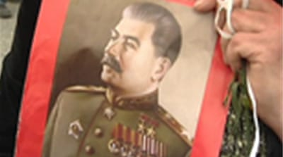 Stalin back in Russian spotlight