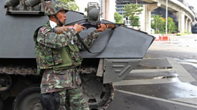 UN urges probe into Thai unrest