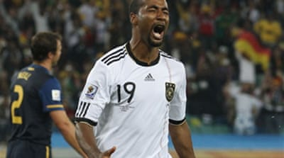 Germany thrash Australia 4-0