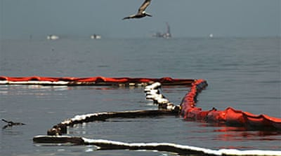 BP siphoning more spilled oil