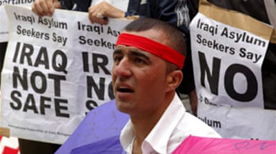 Doubts raised on Iraq deportations