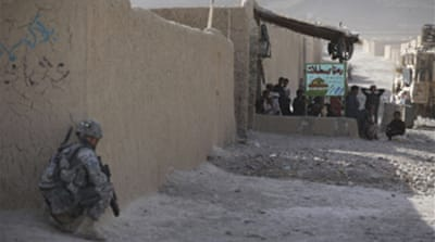 US troops charged in Afghan deaths