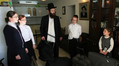 Israel jails Ultra-Orthodox fathers