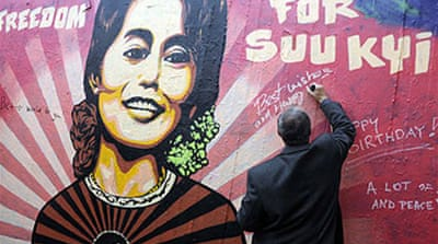 UN and US urge Suu Kyi's release