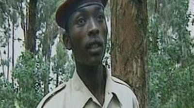 Rwandan ex-army chief shot