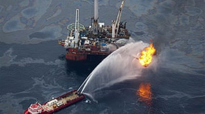 Partner accuses BP of 'misconduct'