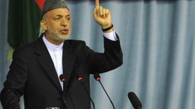 Afghan jirga backs peace process