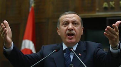 Turkey vows to 'end' Kurd rebels
