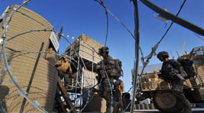 US logistics funds 'aiding Taliban'