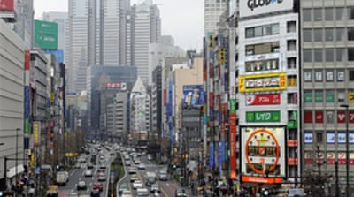 Japan raises growth forecast