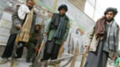 Integrating Taliban fighters