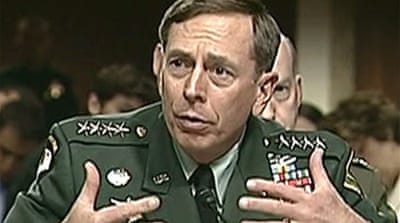 Petraeus could oppose 2011 pullout