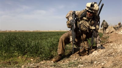 Afghan strategy 'still on course'