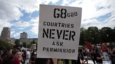 G20: Battles within and outside