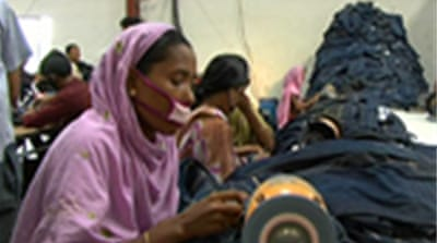 Bangladeshi workers demand more pay