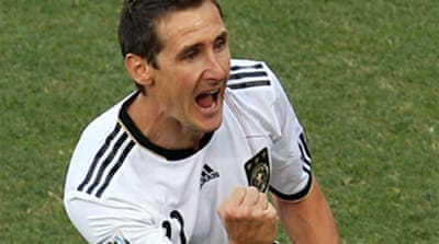 Klose silences German critics