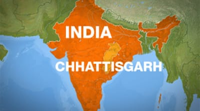 Maoists clash with Indian police