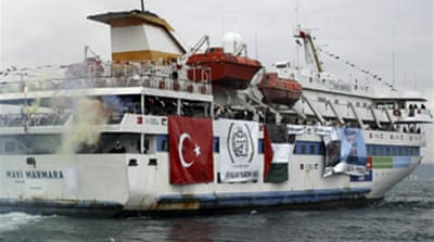 Flotilla violence was 'expected'